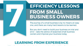 7 Efficiency Lessons from Business Owners