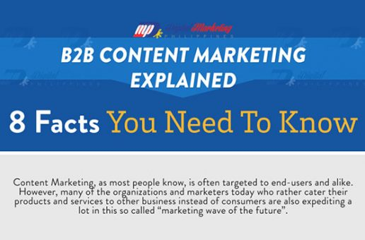 8 Facts You Need to Know About B2B Content Marketing [Infographic]