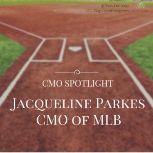 "CMO Spotlight: ""…Keep Fans Engaged"", says Jacqueline Parkes, CMO, Major League Baseball (MLB)"