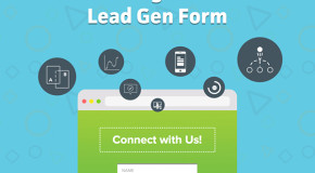 Interesting Infographics: Constructing the Perfect Lead Generation Form
