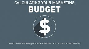 Interesting Infographics:  How to Calculate Your Marketing Budget